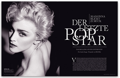 rRS madonna interview