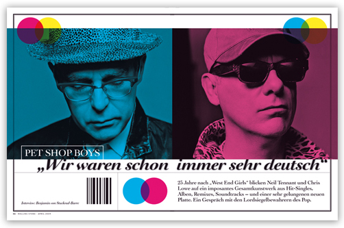 RS PET SHOP BOYS